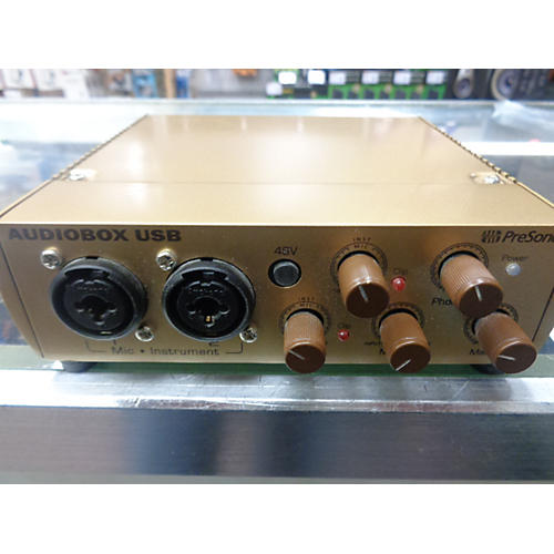 Presonus AUDIOBOX USB GOLD Audio Interface