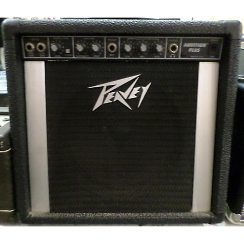 used peavey audition plus guitar combo amp guitar center rh guitarcenter com