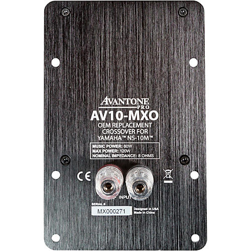 Avantone AV10-MXO OEM Replacement Crossover for NS10M Studio Monitors