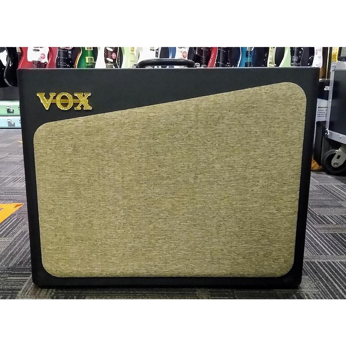 Vox AV60 60W 1x12 Analog Modeling Guitar Combo Amp