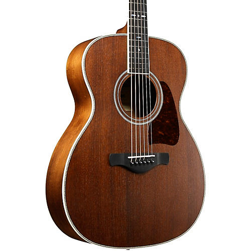 Ibanez AVC10MHOPN Ibanez Artwood Thermo Aged Solid Top Grand Concert Acoustic Guitar