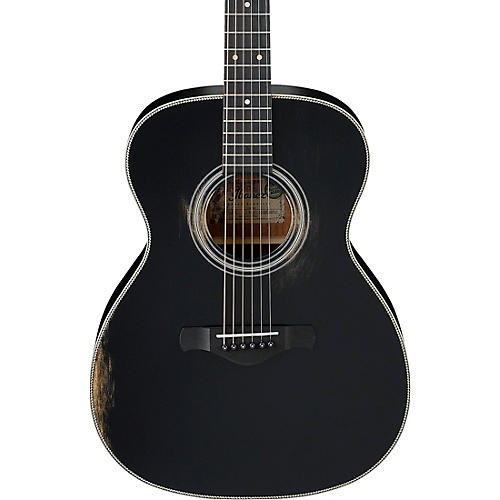 Ibanez AVC11ABK Artwood Vintage Grand Concert Acoustic Guitar