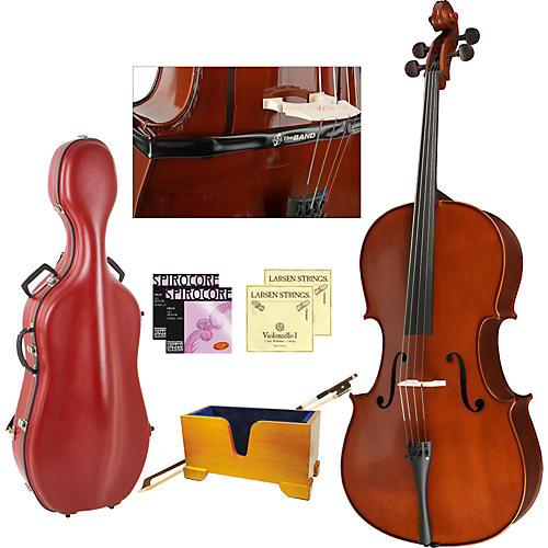 Yamaha AVC5 Cello Outfit Mid-Winter Special