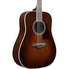 AVD10 Artwood Vintage Dreadnought Acoustic Guitar Level 2 Brown Vintage Sunburst 190839336361