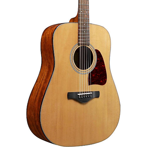 ibanez avd9 artwood vintage dreadnought acoustic guitar natural guitar center