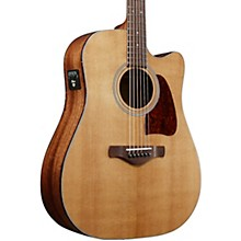 Ibanez AVD9EVNT Artwood Vintage Thermo Aged Series Acoustic-Electric Dreadnought Guitar