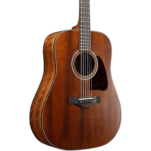 Ibanez AVD9MHOPN Artwood Vintage Thermo Aged Solid Top Mahogany Acoustic Guitar