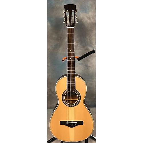 Ibanez AVN3NT Parlor Acoustic Guitar
