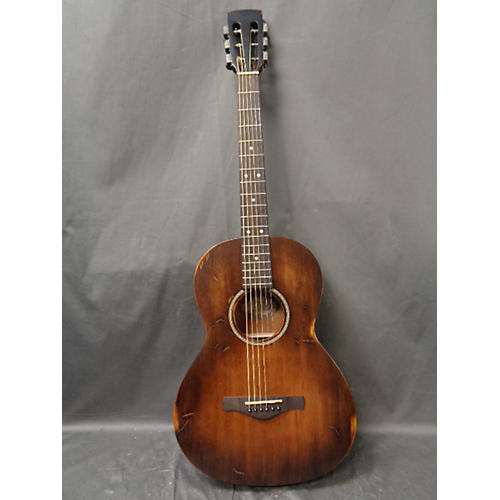 Ibanez AVN6 ARTWOOD VINTAGE DISTRESSED PARLOR Acoustic Guitar