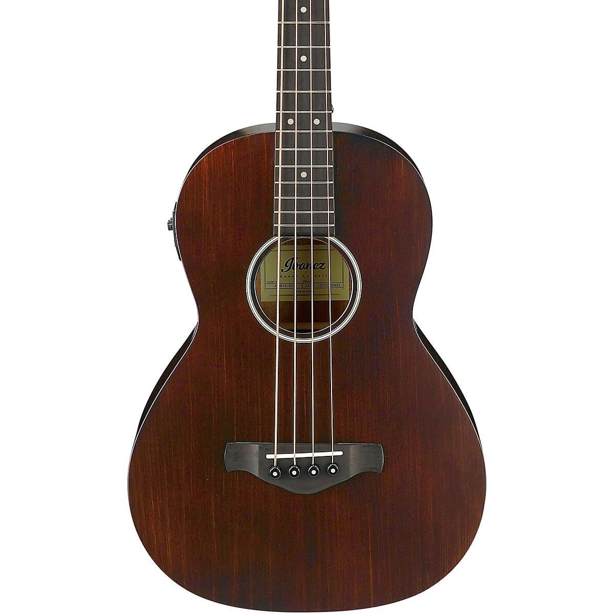 Ibanez AVNB1E Artwood Vintage Parlor Acoustic-Electric Bass