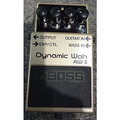 Boss AW-3 Effect Pedal
