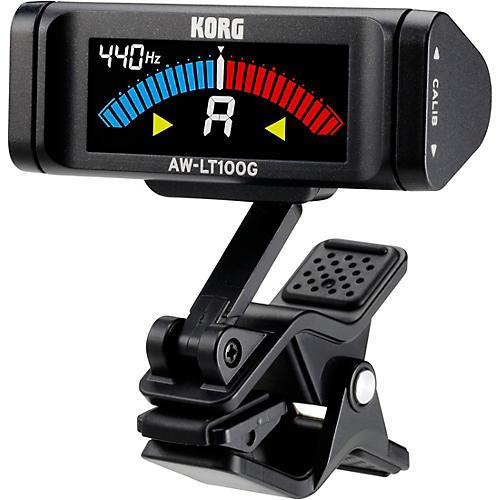 Korg AW-LT100G Clip-On Guitar Tuner