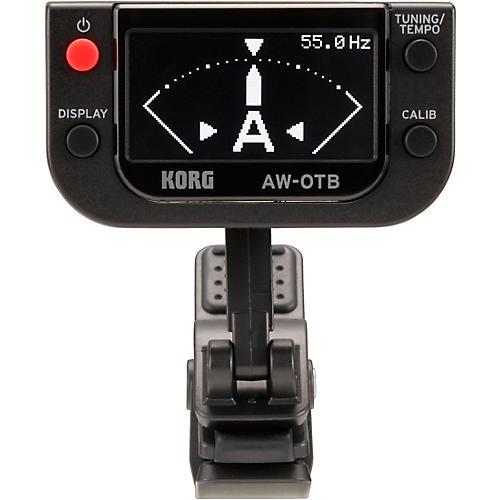 Korg AW-OTB OLED Clip-On Tuner