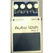 Boss AW2 Auto Wah Effect Pedal