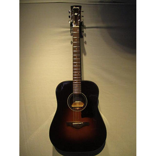 Ibanez AW4000-bS Acoustic Guitar