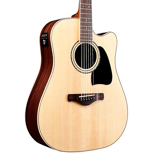 Ibanez AW535CENT Artwood Solid Top Dreadnought Acoustic-Electic Guitar