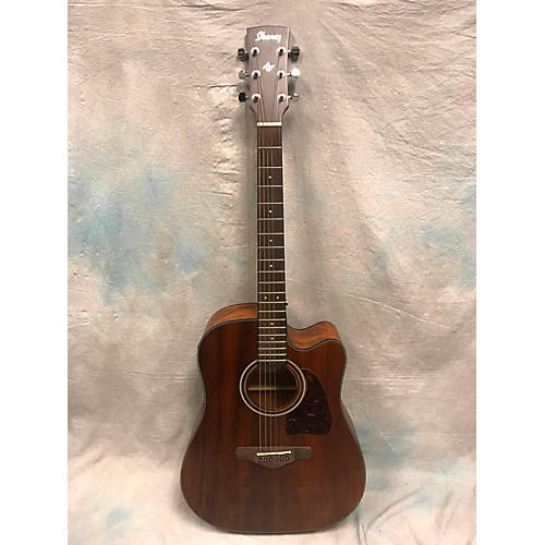 Ibanez AW54CEOPN Acoustic Electric Guitar
