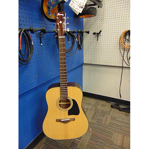 Ibanez AW58E NT Acoustic Electric Guitar