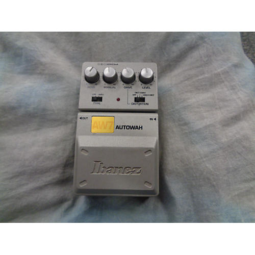 Ibanez AW7 AUTOWAH Effect Pedal