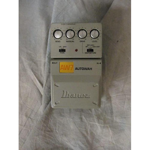 Ibanez AW7 Effect Pedal