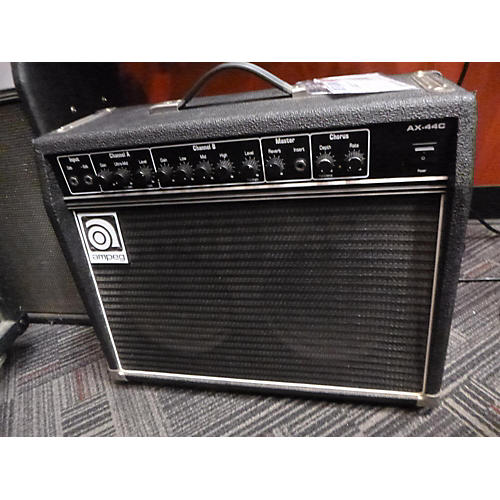 Ampeg AX-44C Tube Guitar Combo Amp