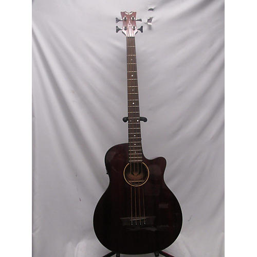 used dean ax eabc acoustic bass guitar mahogany guitar center. Black Bedroom Furniture Sets. Home Design Ideas