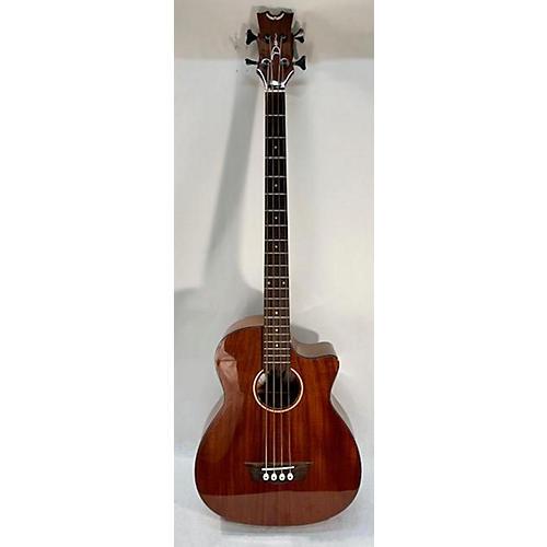 Dean AX EABC MAH GC Acoustic Bass Guitar