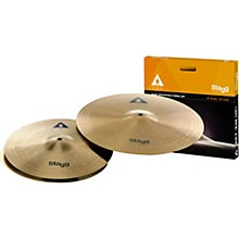 Stagg AX Series Copper-Steel Alloy Innovation Cymbal Set