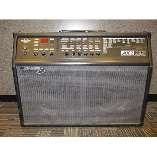 Line 6 AX2 212 Guitar Combo Amp