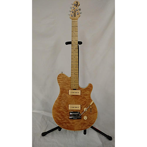 Used Ernie Ball Music Man Axis Super Sport Mm90 Tremolo Solid Body