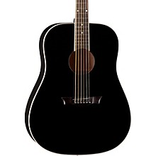 AXS Dreadnought Acoustic Guitar Classic Black