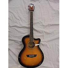 Washburn Ab-20 Acoustic Bass Guitar