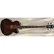 Washburn Ab-40 Custom Acoustic Bass Guitar