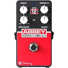 Keeley Abbey Chamber Verb Effects Pedal