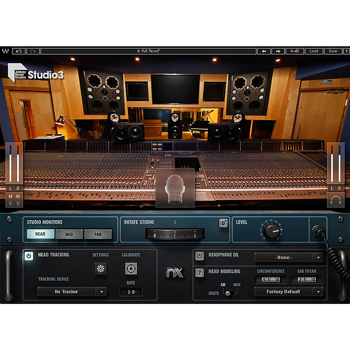 Waves Abbey Road Studio 3 Plug-in
