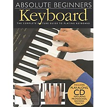 Music Sales Absolute Beginners - Keyboard Music Sales America Series Softcover with CD Written by Various