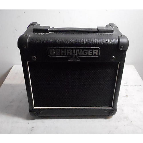 Behringer Ac108 Guitar Combo Amp