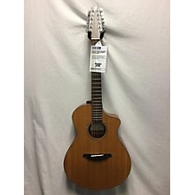 Breedlove Ac250 12 String Acoustic Electric Guitar