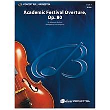 BELWIN Academic Festival Overture, Op. 80 Conductor Score 3