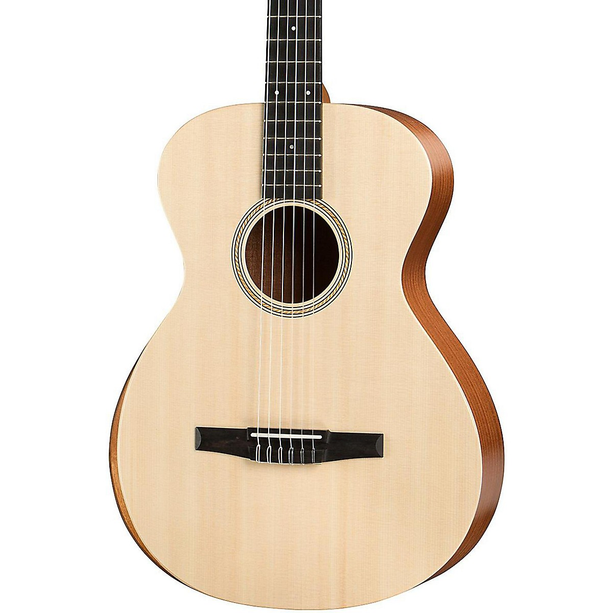 Taylor Academy 12e-N Grand Concert Nylon String Acoustic Guitar