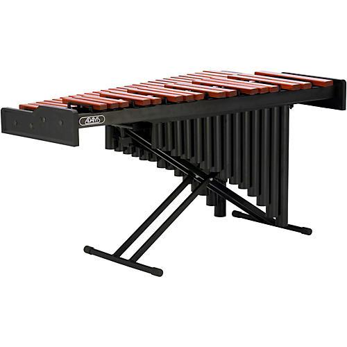 Adams Academy 3.3 Padouk Marimba with Resonators and X-Stand
