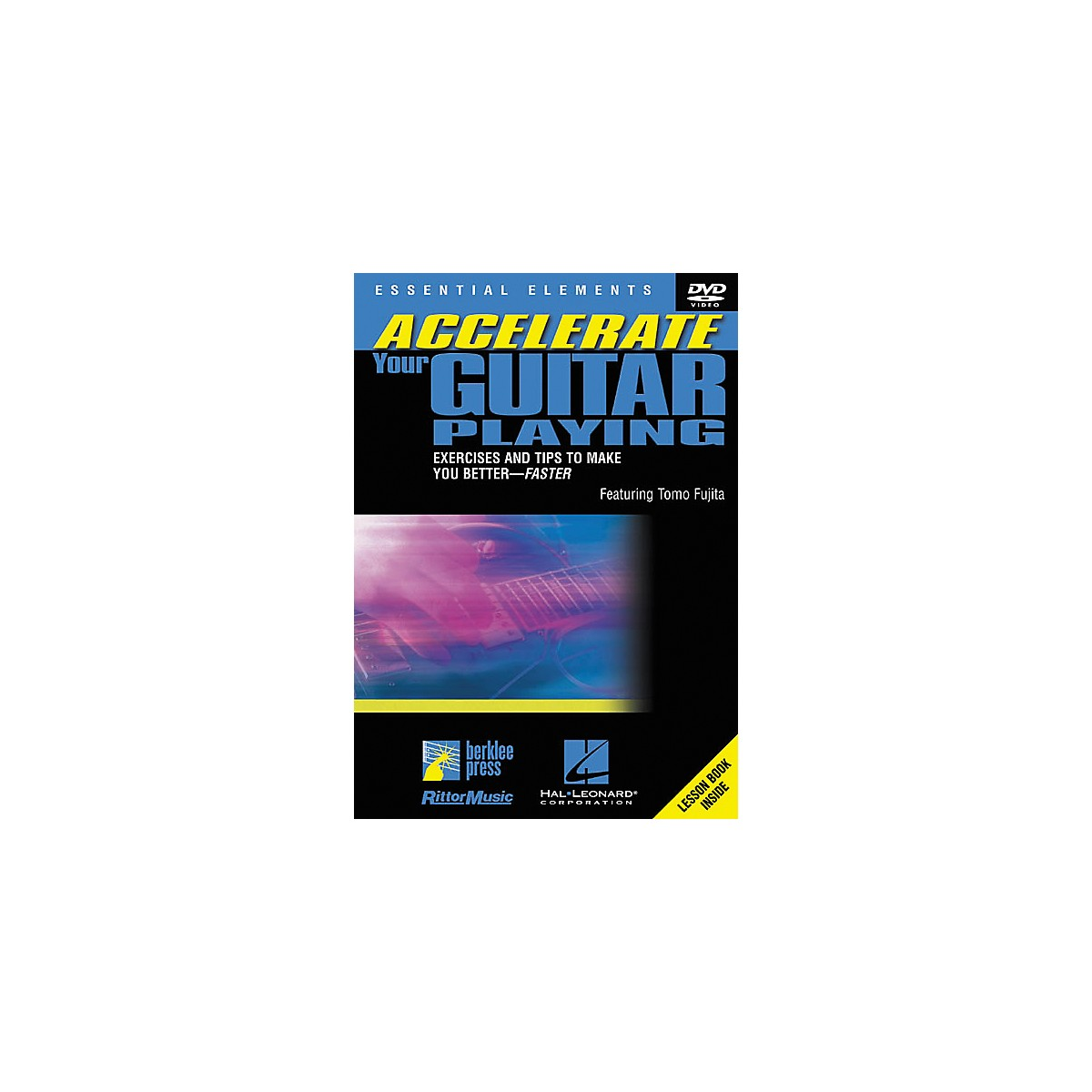 Berklee Press Accelerate Your Guitar Playing (DVD)