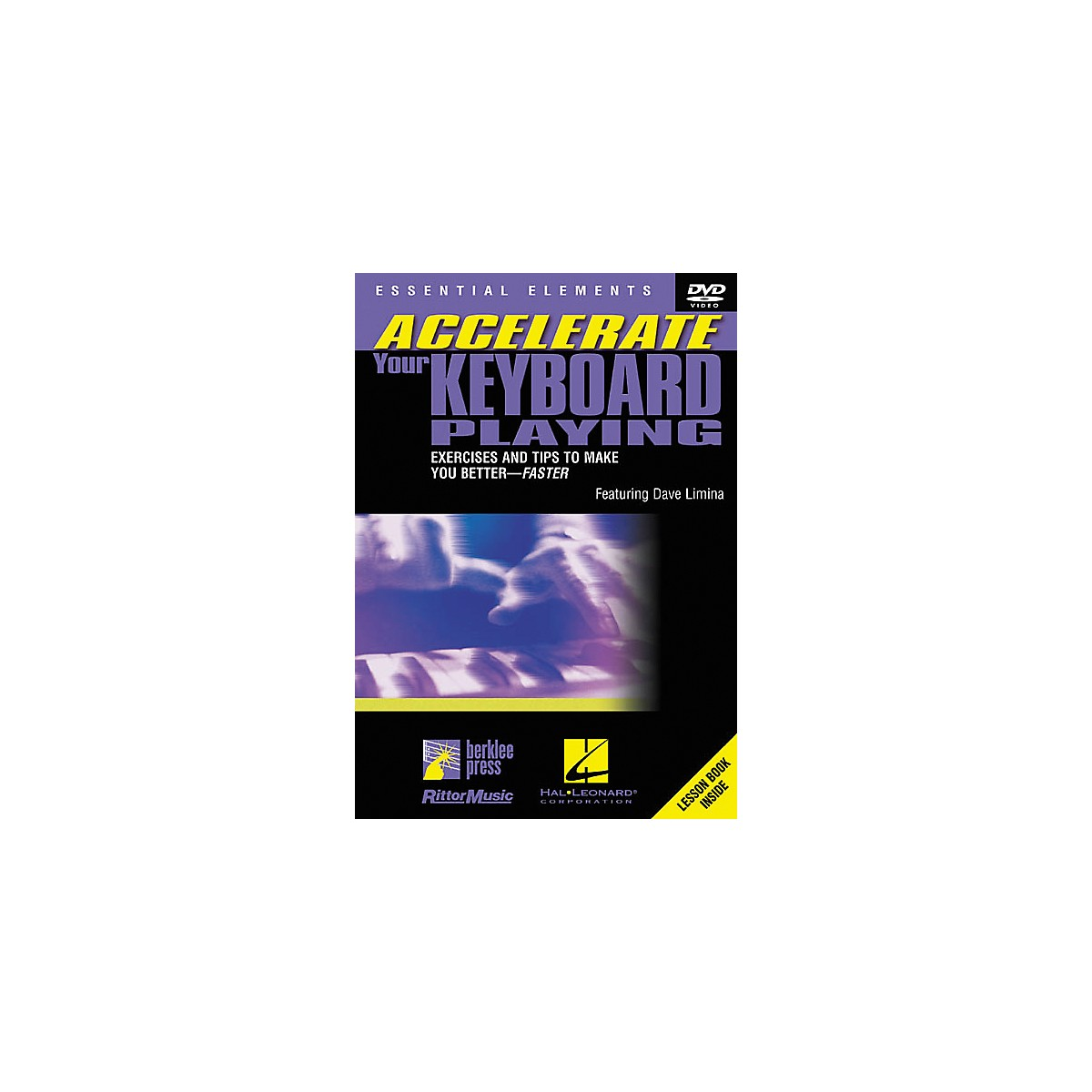 Berklee Press Accelerate Your Keyboard Playing (DVD)