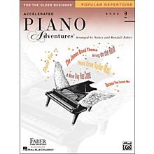Faber Piano Adventures Accelerated Piano Adventures Pop Repertoire Book 2 - Faber Piano