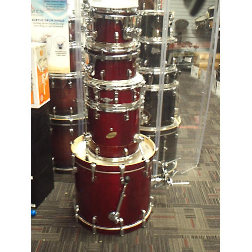 Ludwig Accent Cs Custom Drum Kit