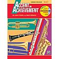 Alfred Accent on Achievement Book 2 Combined PercussionS.D. B.D. Access. Timp. & Mallet Percussion Book & CD thumbnail