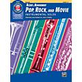 Alfred Accent on Achievement Pop, Rock, and Movie Instrumental Solos Clarinet Book & CD thumbnail