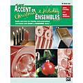 Alfred Accent on Christmas and Holiday Ensembles B-Flat Tenor Saxophone thumbnail