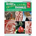 Alfred Accent on Christmas and Holiday Ensembles E-Flat Alto Sax/Bari Sax thumbnail