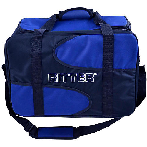 Ritter Accessory RCAC-X-9/BUM Large Bag Black/Ultra Marine